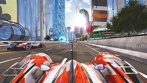 Xenon Racer - Screenshot INDEX