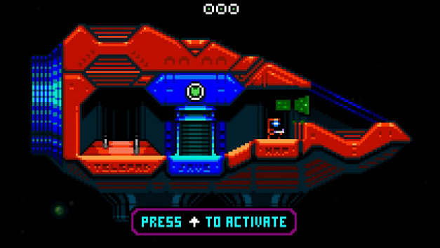 Xeodrifter Screenshot 1