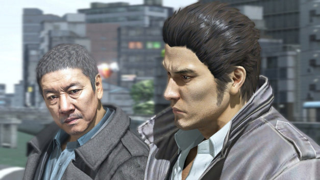 Yakuza 5 Screenshot 1