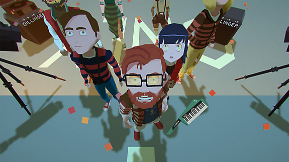 YIIK: A Postmodern RPG - Screenshot INDEX