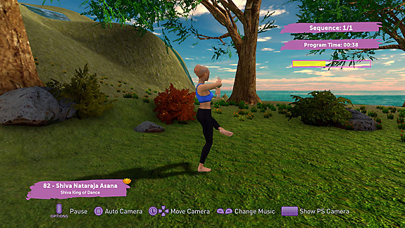 YOGA MASTER - Screenshot INDEX