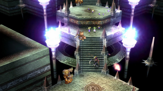 Ys Origin Screenshot 1