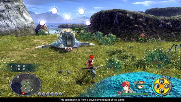 Ys VIII: Lacrimosa of DANA Screenshot 4