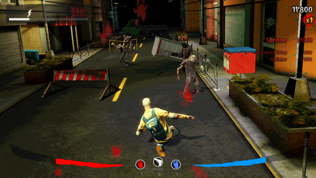 Z-Run Screenshot 1