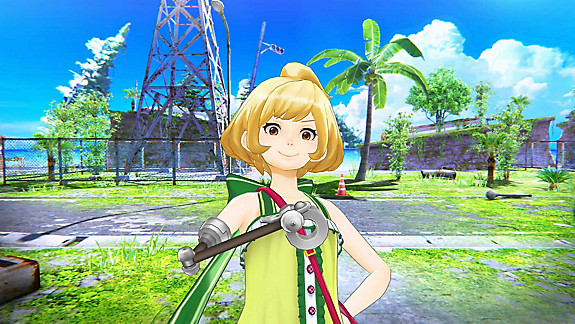 Zanki Zero: Last Beginning - Screenshot INDEX