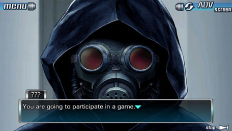 Zero Escape: The Nonary Games Trailer Screenshot