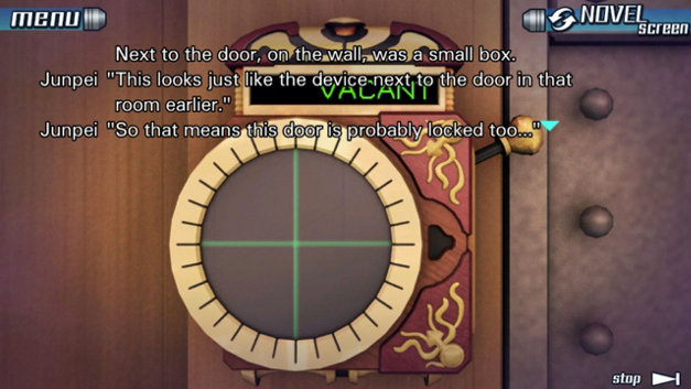 Zero Escape: The Nonary Games Screenshot 7