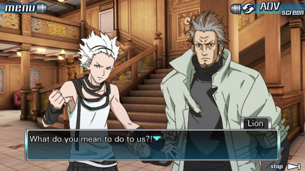 Zero Escape: The Nonary Games Screenshot 1