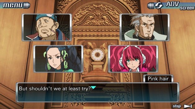 Zero Escape: The Nonary Games Screenshot 4