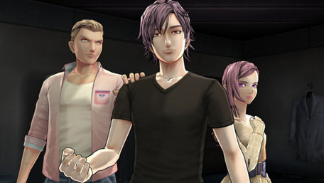 Zero Escape: Zero Time Dilemma Trailer Screenshot
