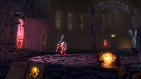 Ziggurat Trailer Screenshot