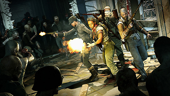 Zombie Army 4: Dead War - Screenshot INDEX