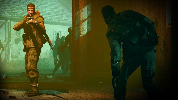 Zombie Army Trilogy Screenshot 1