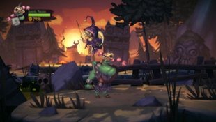 Zombie Vikings Screenshot 2