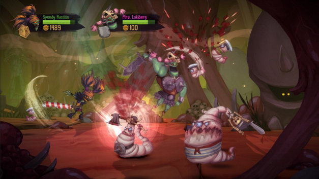 Zombie Vikings Screenshot 4