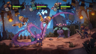 Zombie Vikings Screenshot 8