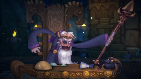 Zombie Vikings Trailer Screenshot