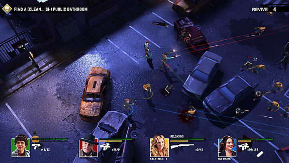 Zombieland: Double Tap - Road Trip - Screenshot INDEX