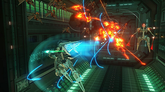 ZONE OF THE ENDERS: The 2nd Runner - M∀RS - Screenshot INDEX